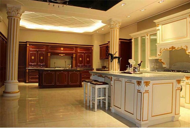 橱柜 厨房 家居 设计 装修 800_541